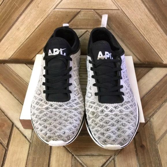 31ed7d55419 APL Other - APL Mens Black TechLoom Phantom Running Shoes Size